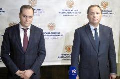 Игорь Комаров: рабочая поездка в Республику Мордовия