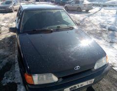 ВАЗ-2115Нетрезвый водитель гонял по Новочебоксарску, его остановили в столице Чувашии нетрезвый водитель