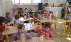 """Занятия в лаборатории группы.Прогноз погоды – от детсадовцев Знай наших! детский сад № 27 """"Рябинка"""""""