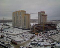"""ЖК """"Никольский"""" в Новочебоксарске — одна из площадок Чувашии, обеспечивающая темпы роста объемов строительства. Фото с сайта ооосму-58.рфПроекты, которыми мы сможем гордиться Наша республика"""