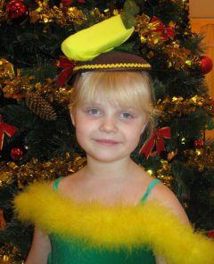Жегалина ЮляКакими добрыми делами  вы похвастались бы перед Дедом Морозом? Новый год-2013 Устами младенца