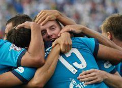 """Zienit.jpeg""""Зенит"""" вышел в плей-офф Лиги Чемпионов футбол Лига Чемпионов"""