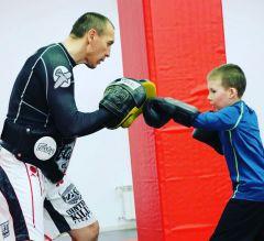 От первых тренировок...Андрей Ананьев: Бокс – интеллектуальная игра на больших скоростях Профессионал