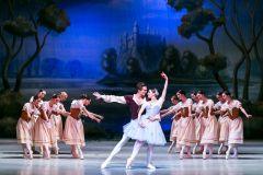 14 апреля фестиваль продолжился балетом А. Адана «Жизель»Международный балетный. Дневник фестиваля XXII Международный балетный фестиваль