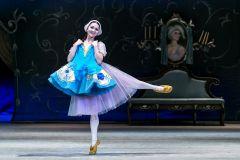 15 апреля на фестивале был показан балет С. Прокофьева «Золушка»Международный балетный. Дневник фестиваля XXII Международный балетный фестиваль