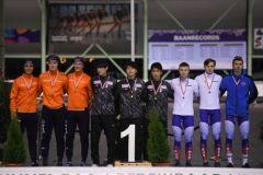 Новочебоксарский конькобежец Тимур Карамов стал призёром второго этапа Кубка мира