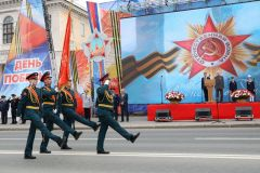 Парад ПобедыВ Чебоксарах состоялся парад Победы День Победы