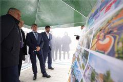 Проект благоустройства ЗаливаРеконструкцию Чебоксарского залива планируют завершить к середине ноября  Глава Чувашии Олег Николаев