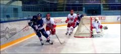ХК «Ростов» всухую бьет чебоксарцев в повторном матче ХК Чебоксары