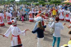 С успехом прошел юбилейный Акатуй в Санкт-Петербурге акатуй