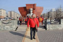 alieksieiev2.jpgВиктор Алексеев:  Настоящий монгол  каждый год шьет новый наряд