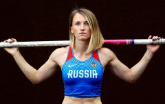 Анжелика Сидорова номинирована на Национальную спортивную премию-2020 Анжелика Сидорова