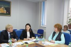 Алена Аршинова приняла участие в заседании Союза попечителей образования и культуры Новочебоксарска