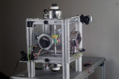 Робот установил рекорд по сборке кубика Рубика на скорость робототехника
