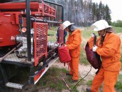На учениях МЧСВ Заволжье прошли учения по тушению лесных пожаров лесной пожар учения