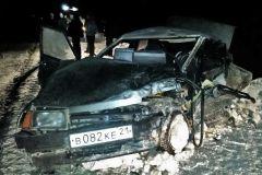 avariia.jpgВ аварии в Марпосадском районе погибли два человека, еще двое пострадали