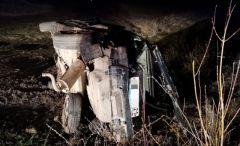 Авария в Красноармейском районе. Фото МВД по ЧРПо факту гибели в ДТП 25-летней девушки в Красноармейском районе завели уголовное дело ДТП со смертельным исходом
