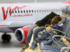 Коллаж Марии СМИРНОВОЙКак вернуться на родину когда авиакомпания неожиданно банкротится  ВИМ-Авиа