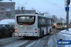Новочебоксарск: на 101-й маршрут вышли новые современные автобусы автобусы