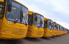 Автобусы ПАЗ-320412Восемнадцать новых автобусов ПАЗ прибыли в Чувашию газомоторное топливо автобусы