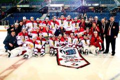 Юниорская сборная России стала победителем Мирового кубка вызова