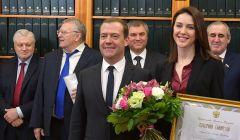 фото government.ruАршинова заменит Кислова на посту руководителя отделения «Единой России» в Чувашии