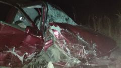 Место ДТПВ Мордовии в ДТП попал 43-летний водитель из Чувашии ДТП