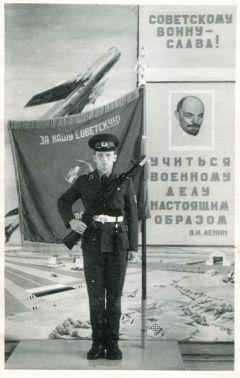 Та самая наградная фотография ефрейтора Юрия Беднова.  Фото из семейного альбома Ю. БедноваНовочебоксарску – 25 лет Навстречу 60-летию Новочебоксарска