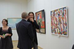 Дмитрий Маликов посетил чувашский музей