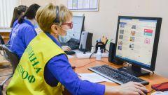 В колл-центре. Фото cap.ruВ январе на номер 122 в Чувашии поступило 5,5 тысяч обращений горячая линия