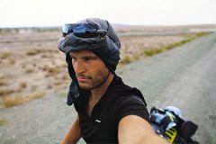 Объехавшего весь мир велопутешественника оставили без велосипеда