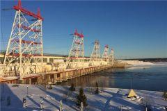 Чебоксарская ГЭС готовится к половодью Чебоксарская ГЭС