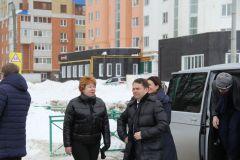 Андрей Чибис в НовочебоксарскеЗамминистра строительства России Андрей Чибис посетил Новочебоксарск Андрей Чибис