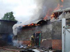 dDhX8hBCVd.jpgВ пятницу в Новочебоксарске горело пустующее здание пожары МЧС
