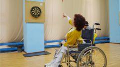 В Новочебоксарске проходит чемпионат и первенство России по дартсу среди опорников Спорт паралимпиада