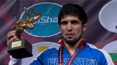 Борец из Чувашии Даурен Куруглиев – чемпион Европы по вольной борьбе
