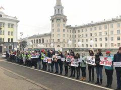 В Чувашии стражи дорог и общественники участвуют в мероприятиях, приуроченных Всемирному дню памяти жертв ДТП