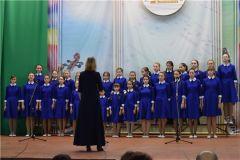 """Концерт """"Для наших мам!"""". Фото с сайта nowch.cap.ruВ детской музыкальной школе Новочебоксарска состоялся концерт """"Для наших мам!"""" праздник 8 марта"""
