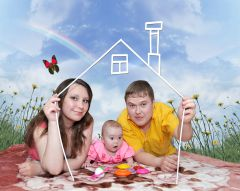 © Коллаж Валерия баклановаЖилье для молодых дорого,  но субсидия выручит Молодая семья жилье