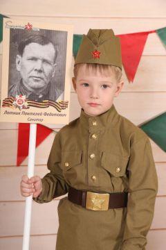 Григорий Лотник,  4 годаМой прадед сражался на страшной войне Память поколений Бессмертный полк