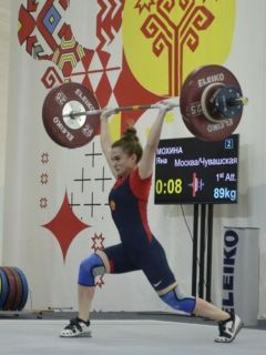 Фото cap.ruЧувашия принимала  силачей России Тяжелая атлетика