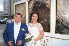 В Новочебоксарске сочеталась браком 600-ая пара за этот год семья брак семья ЗАГС
