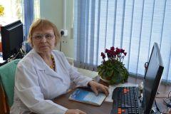Врач-терапевт Новочебоксарской городской больницы Маргарита ФЕДОРОВА.Как распознать пневмонию?