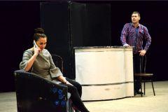В русском театре репетируют «Ужин по-французски»