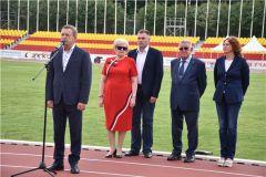 Состоялась торжественная церемония открытия всероссийских соревнований легкоатлетов с ограниченными возможностями здоровья