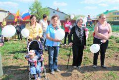 Самый молодой микрорайон города Новочебоксарска отметил 25-летний юбилей