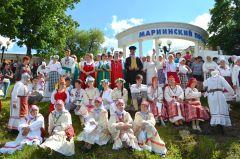 В Мариинском Посаде прошел праздник «Акатуй-2017» Праздник марпосад акатуй