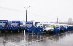 Чувашия получила новые машины для скорой помощи и отделений Почты России