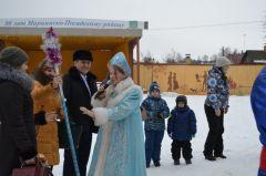 Ах этот сказочный  Мариинский Посад! Новогоднее путешествие по Чувашии