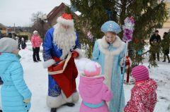 """""""Посадские сказки"""" понравились всем. Фото cap.ruАх этот сказочный  Мариинский Посад! Новогоднее путешествие по Чувашии"""